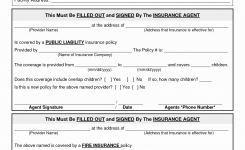 Insurance Verification Form Template New Auto Insurance