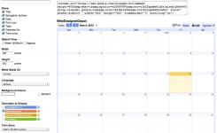 Integrating Google Calendar With Your Website Webdesigner Depot