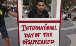 International Day Of The Disappeared August 30 Nychrp