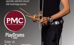 International Drum Month Roadie For A Day Contest Playdrums