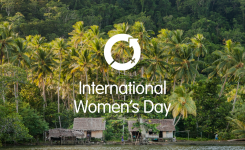 International Womens Day 2019 Meet Olive In Papua New Guinea