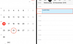 Iphone Calendar Entry Missing After Upgrade To Ios 11