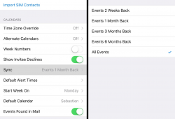 Calendar Appointments On Iphone Not Syncing To Outlook 2018
