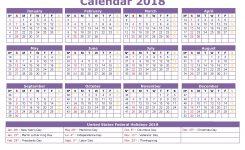 Islamic Calendar 2019 Weekly Printable Fine 2018 Usa Nasionalis