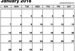 August 2018 Monthly Calendar Pdf Jpg