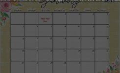 January Calendar 2019 Spanish Free Template