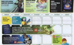 June 2015 Lego Store Calendar Us Brickset Forum Jill Davis Design