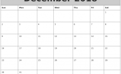 June 2018 Calendar Printable 2018 December Calendar With Holidays Usa