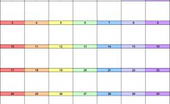 June 2018 Calendars For Word Excel Pdf