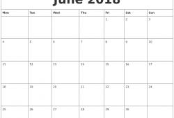 Free Printable Editable Calendars 2018