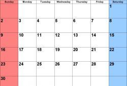July 2019 Calendar Printable Holidays