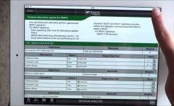 Kepner Tregoe Tablet App Help Video Decision Analysis Evaluate