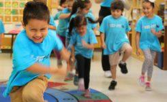 Kid Fit Preschool Physical Education Classes