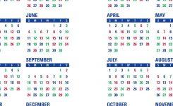 Lafd Shift Calendar 2018 Archives Madhurbatter