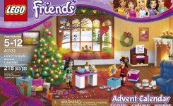 Lego Friends Lego Friends Advent Calendar 41131 Walmart
