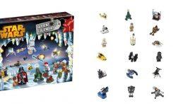 Lego Star Wars Advent Calendar Amazon Uk Flash Design