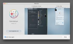 Mac Calendar Widget Notification Center Takvim Kalender Hd Jill