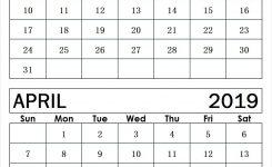 March April 2019 Calendar 2019 Calendar June 2019 Calendar 2019