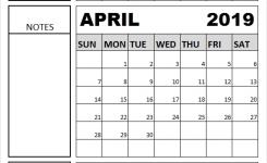 March April May 2019 Calendar Template Free Fresh Calendar