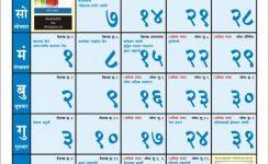 May 2018 Marathi Calendar Panchang Wallpaper Pdf Download