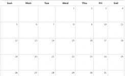 May 2019 Calendar Maker