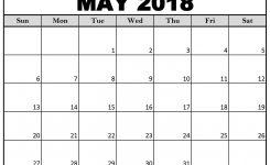May Calendar 2018 Uk Calendar Printable With Holidays Letter