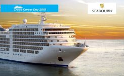 Meet The Recruiter Of Seabourn Cruises Personally At Our 1st Cruise