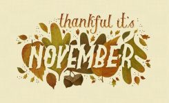 Month Of November Pictures Photos Clipart