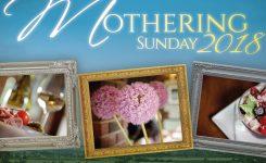 Mothering Sunday 2018 The Black Boy Oving