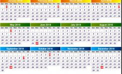 Mozambique Calendar 2018 15 Newspicturesxyz