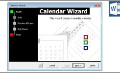 Ms Word Calendar Wizard Download Install Use Make 201819
