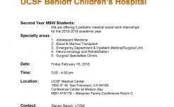 Msw Field Education School Of Social Work San Francisco State