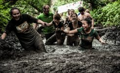 Mud Run Calendar 2018 Uk Jill Davis Design