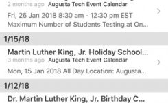 My Augusta Tech On The App Store