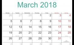 Name Day Calendar Usa 2018 Qualads