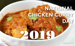 National Chicken Curry Day 2019 Youtube