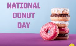 National Donut Day Workout Core Full Body Lower Body Training