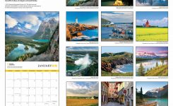 National Geographic Canada Calendar 2018 Calendar Club Uk