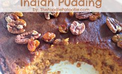 National Indian Pudding Day Indian Pudding