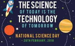National Science Day To Mark The Discovery Of Raman Effect And To