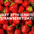 National Strawberry Day 2019
