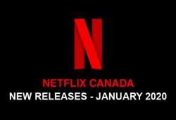 Netflix Canada Movies January 2020