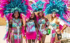 Notting Hill Carnival 2019 At London Notting Hill Carnival