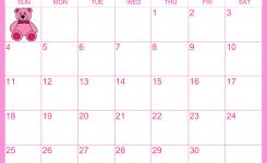 November 2018 Calendar My Calendar Land
