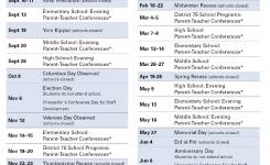 Nyc Doe 2018 2019 School Calendar Ps 373r Robert Randall School
