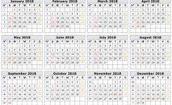 October 2018 Calendar Word Calendar Month Printable