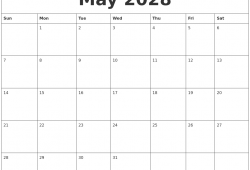 Create Calendar Online For Free