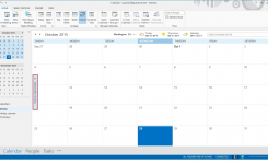 Outlook 2018 Shared Calendar Not Showing Appointments After 6 Months