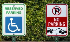 Parking Signs 1000s Business Parking Lot Sign Templates Esigns