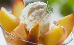 Peach Ice Cream Day Days Of The Year
